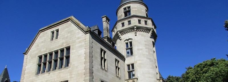 Haus Carstanjen in Bonn