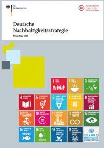 Die Deutsche Nachhaltigkeitsstrategie - Broschüre zum Download