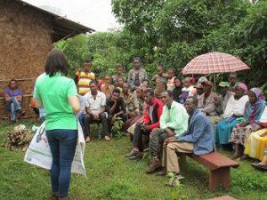 "Workshop ""Gesunde Lebensmittel"" in Hurumu, Äthiopien"