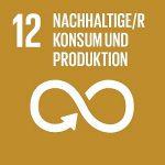 Entwicklungsziel 12: Nachhaltige Produktions- und Konsummuster