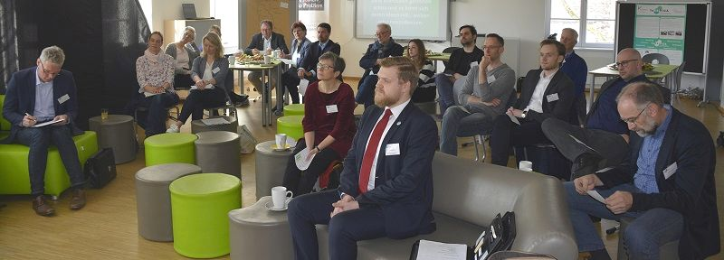 Regionales TeRRIFICA Kick-off-Treffen im Scienceshop Vechta Cloppenburg