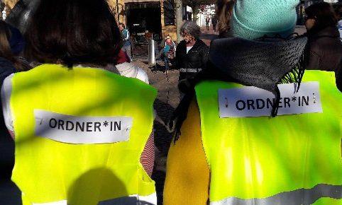 Gefährden Aktivistinnen und Aktivisten die Ordnung?