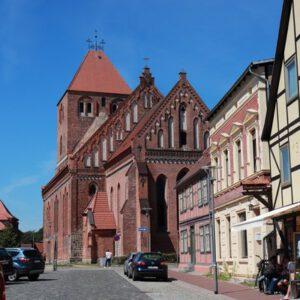 Historische Stadtkirche Plau