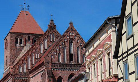 Kirche in Plau am See